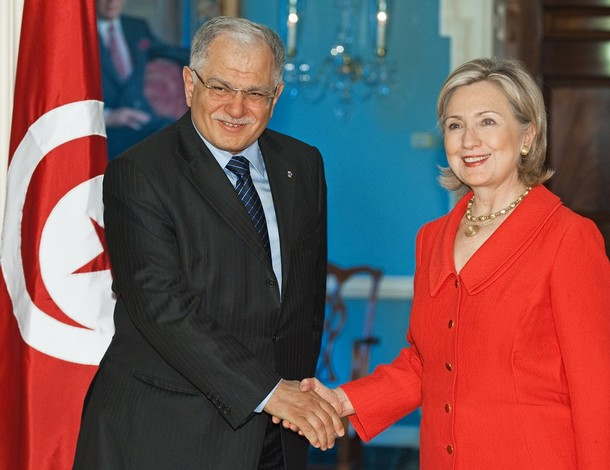 US Secretary of State Hillary Clinton an