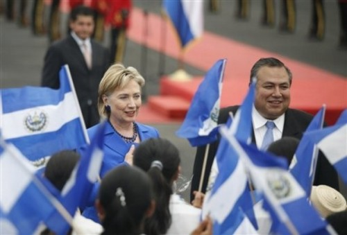 Hillary Clinton, Luis Lopez Brito