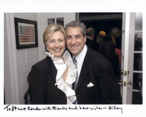 Hillary-signature